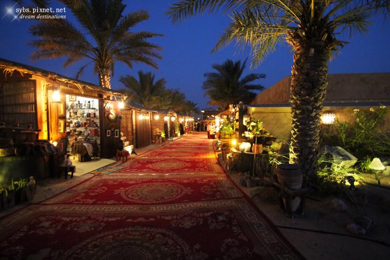 杜拜 Al Hadheerah Bab Al Shams 沙漠皇宮酒店 Syb 晚餐秀 Dubai